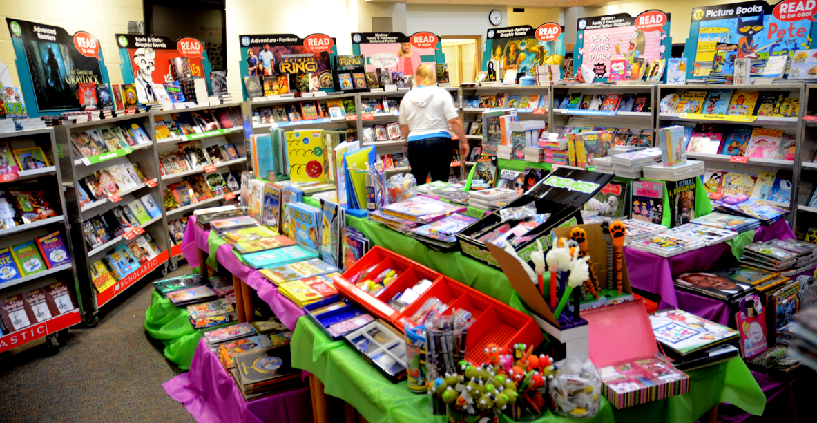 a book fair in our city Scholastic book clubs is the best possible partner to help you get excellent children's books into the hands of every child, to help them become successful lifelong readers and discover the.